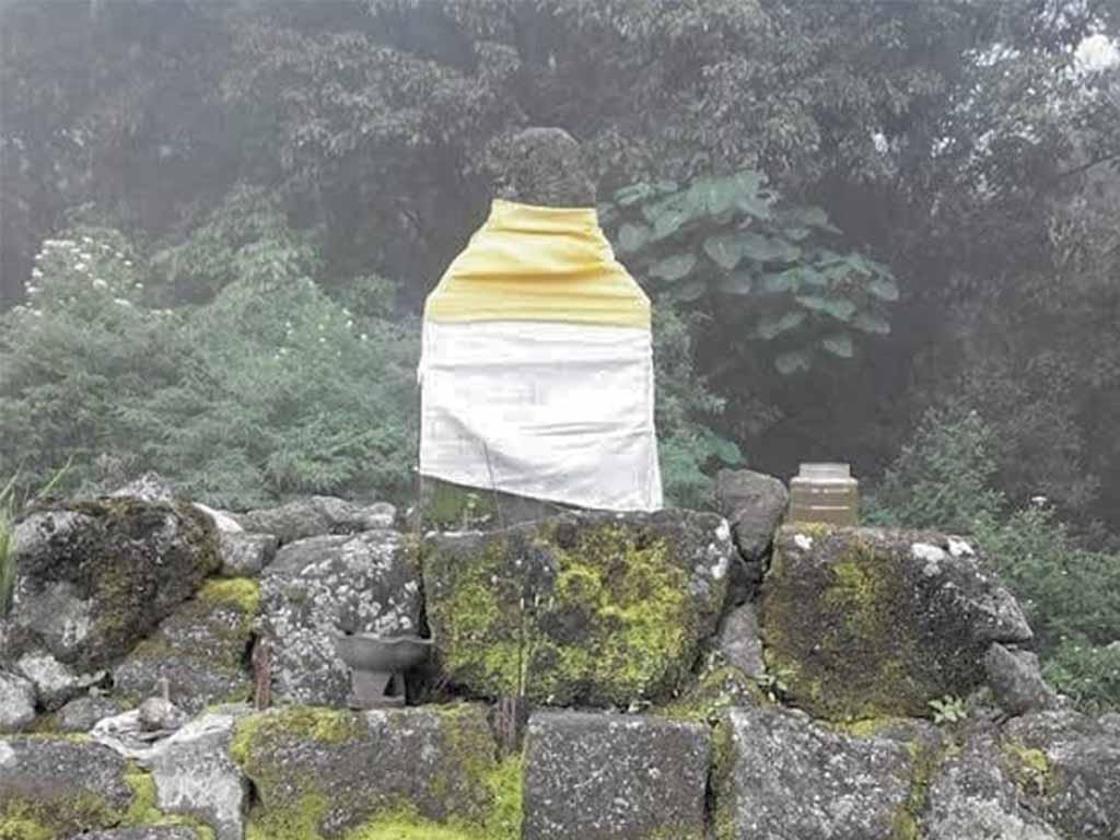 Situs di Gunung Welirang