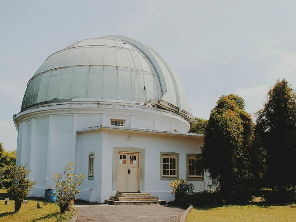 Observatorium Bosscha di Bandung
