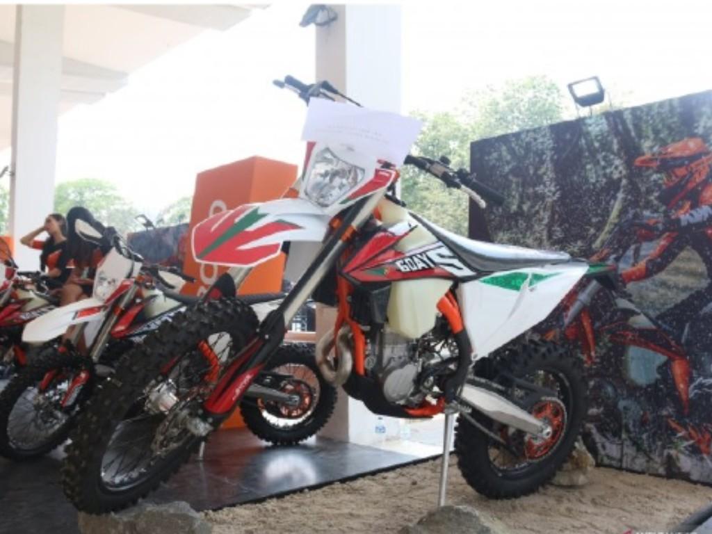 KTM 6 Days 450 Enduro