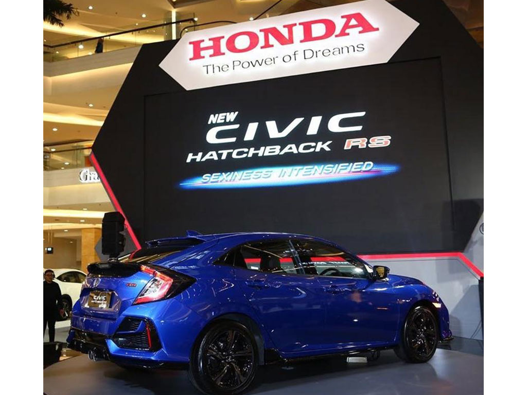 New Honda Civic RS Hatchback