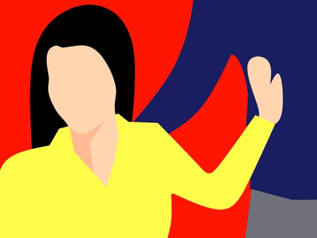 ilustrasi pelecehan seksual