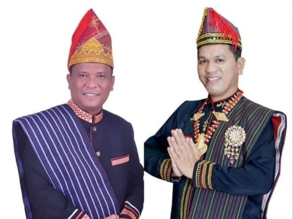 Sonni Berutu dan Ramlan Boang Manalu