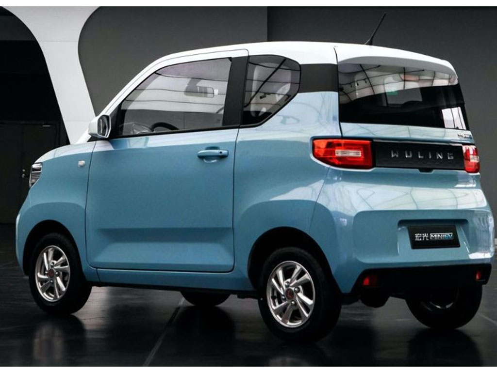 Wuling Hong Guang MINI EV