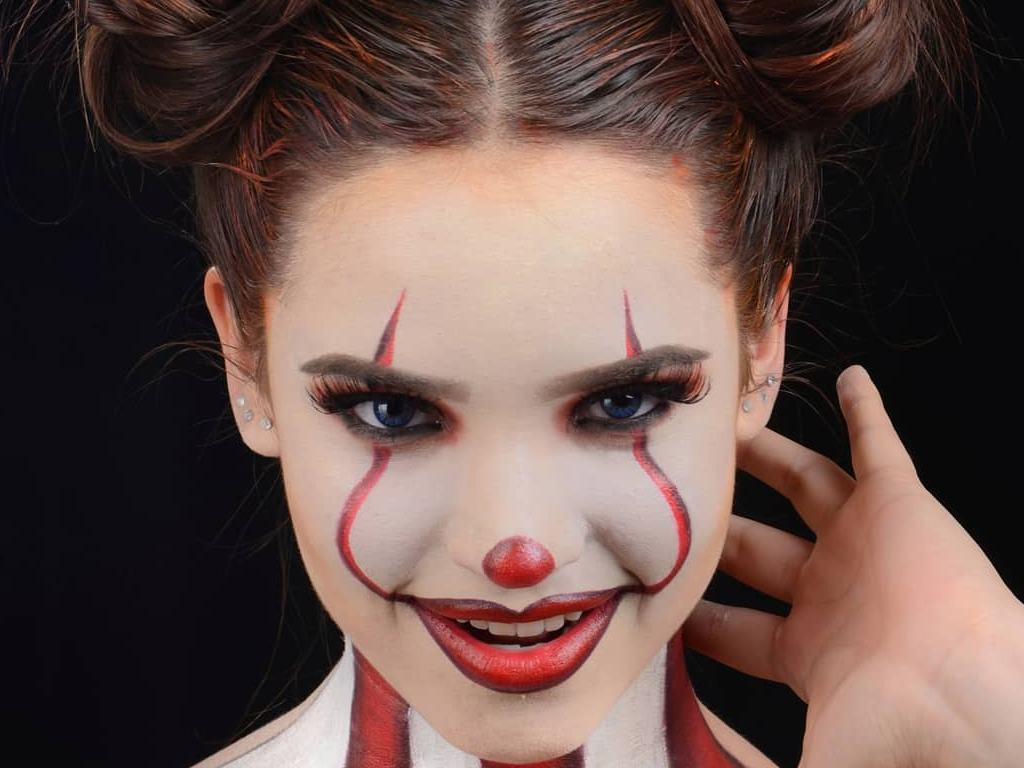 Makeup Pennywise