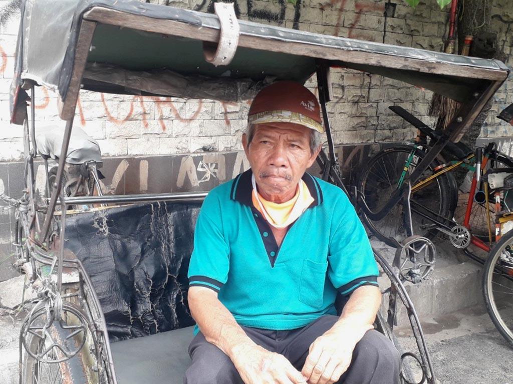 Cerita Pengayuh Becak Tangerang (3)