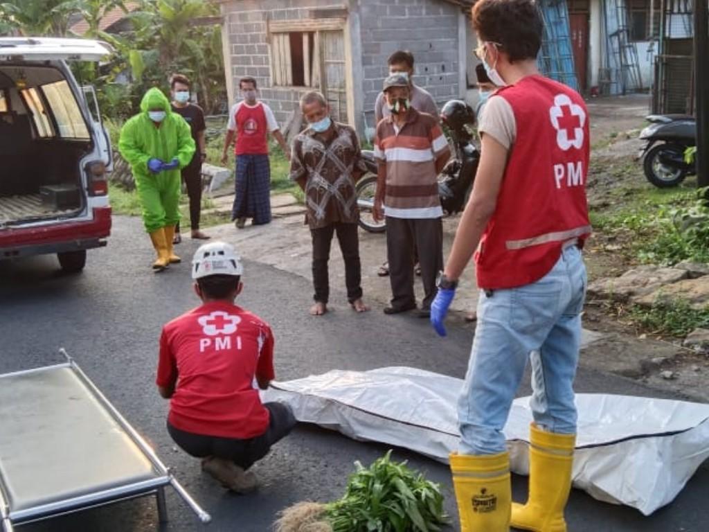 PMI Evakuasi di Kulon Progo