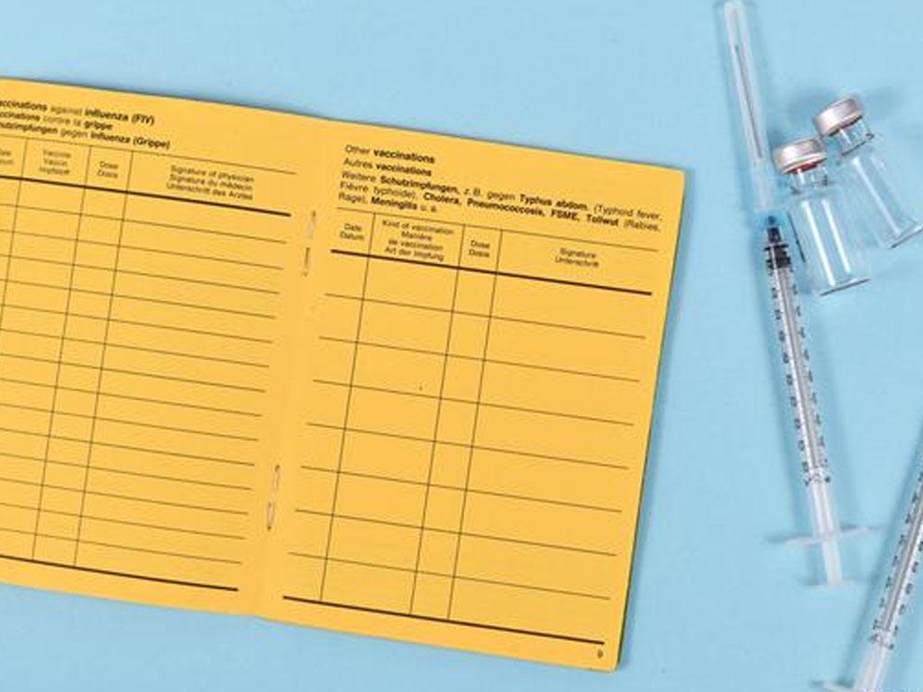 sertifikat vaksin